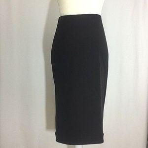 Catherine Malandrino Exposed Zipper Slim Skirt